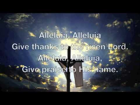 Alleluia, Alleluia, Give Thanks | Hymnary.org