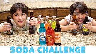 Soda Challenge with jeffmara