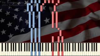 Independence Day Special Star Spangled Banner Piano Solo