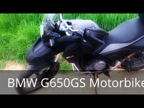 Bmw G650gs Bmw G650gs Motorbike 2015