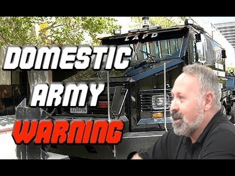 MARINE COLONEL VET - WARNS OF BLOODY MARTIAL LAW TAKEOVER! -  AUGUST 5, 2014