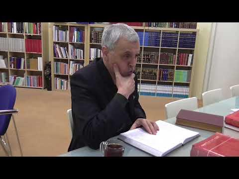Prof. Dr. Ahmet Akgündüz - Arapça Fıkıh Usulü 128. Ders