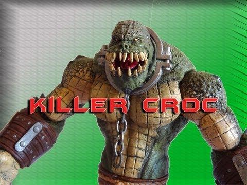 Killer croc and poison ivy consider