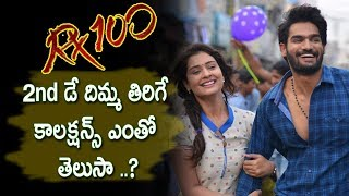 Shocking RX 100 2nd Day Box Office Collections