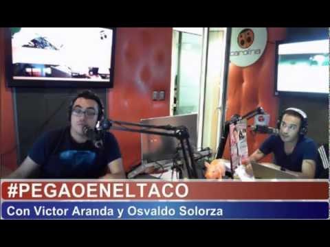 radio carolina pegao en el taco 07/05/2015
