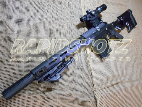 RapidShotz - Carmatech Engineering SAR-12