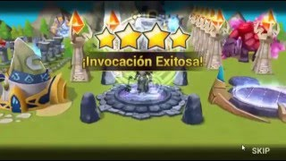 Summoners: Invoca por mi 70+ pergaminos