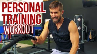 Personal Training Workouts - Beginner to Advanced Training