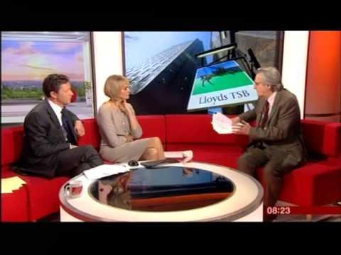 Bank changes at Lloyds TSB (Paul Lewis - BBC R4 Money Box) - Part 2