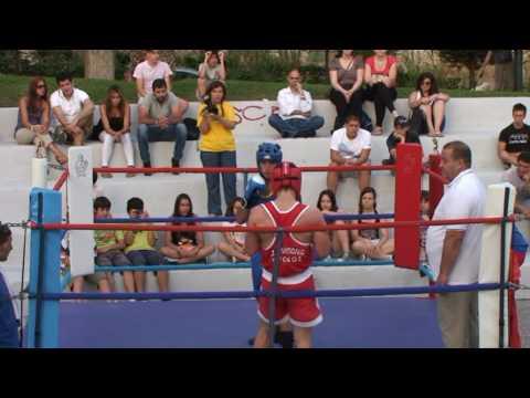 3ο Gala Πυγμαχίας 13-06-2010