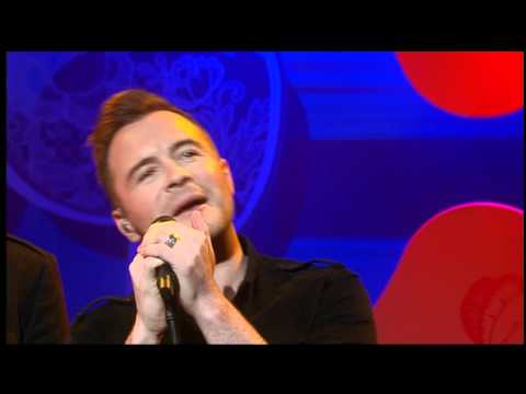 Westlife - Flying Without Wings - Loose Women 14.11.2011 video