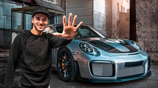 MEINE TOP 5 VOLLGAS AUTOS! | Daniel Abt