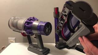 Dyson V10 Animal vs Motorhead Vacuum: What's The Difference?