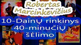 Dešimtukas | Dainos | Rinkinys | 40minučių | Robertas Marcinkevičius | DieNmedis