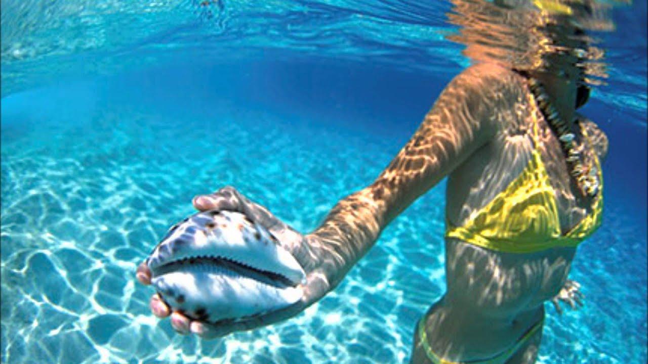 Секс с красивой девочкой под водой 12 фотография
