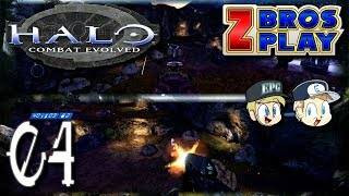 ZBros Play Halo Combat Evolved (Xbox One)! Episode 4