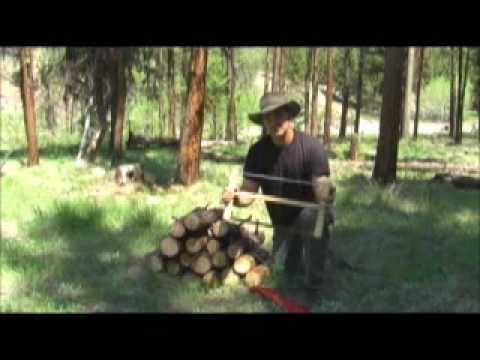 Woodsman Folding Bucksaw