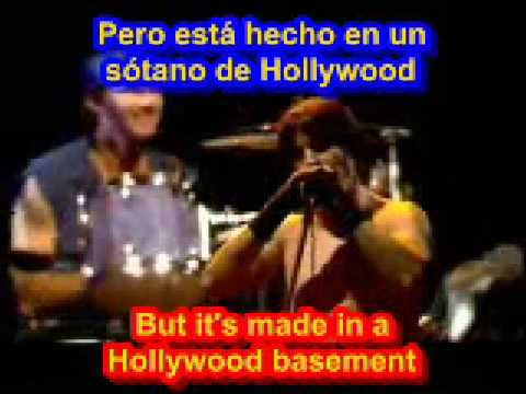Red Hot Chili Peppers - Californication  ( SUBTITULADO INGLES ESPAÑOL  )