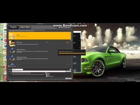 Уроки Unreal Engine 4 - Запуск редактора