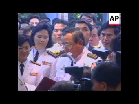 THAILAND: CHUAN LEEKPAI PREPARES FOR ROYAL NOMINATION AS PREMIER
