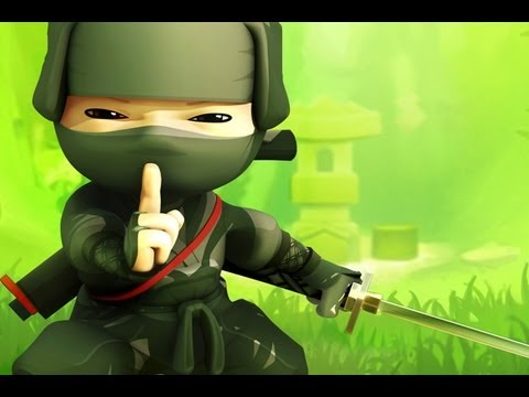 CGRundertow MINI NINJAS for Xbox 360 Video Game Review