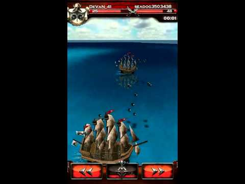 Pirates of the caribbean Master of the seas (How to win battles)