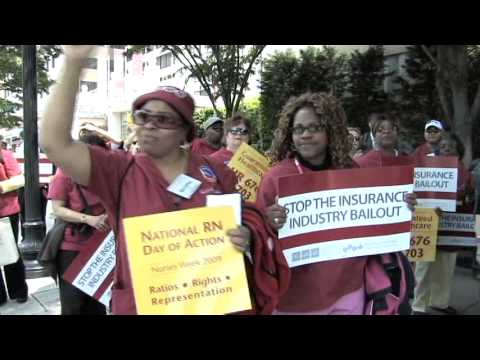 RN Power: Building The National Nurses Movement with CNA/NNOC