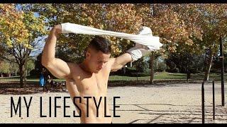 MY LIFESTYLE - STREET WORKOUT ( Sergio Ordoñez)