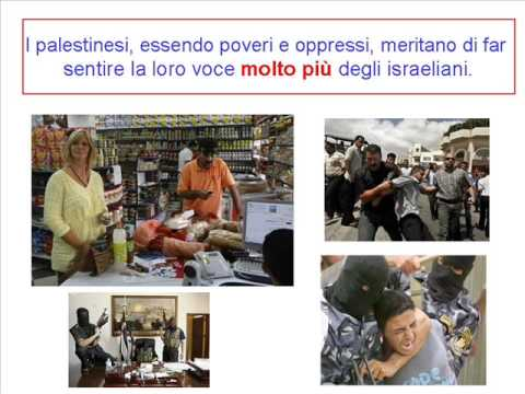 Storia - I mass media e il conflitto arabo-israeliano