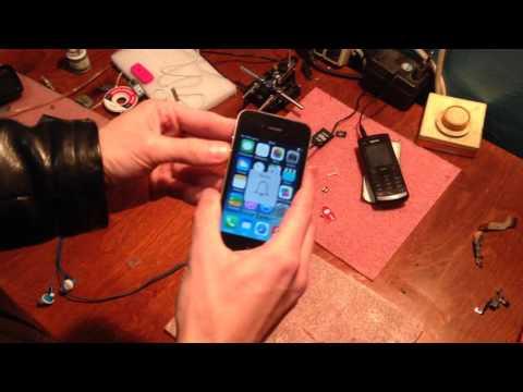 Почему на айфоне нету звука на видео