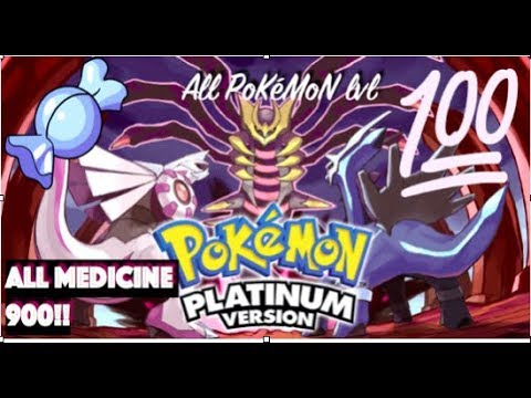 pokemon platinum rare candy  cheat action replay