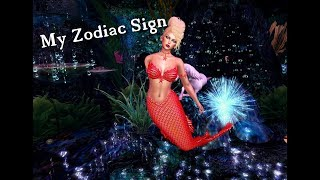 #SecondLifeChallenge - My Zodiac Sign the Mermaid