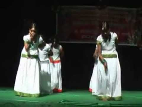 Hachevu Kannadada Deepa And Maa Tujhe Salaam Dance Performances By  Blind Girls. video