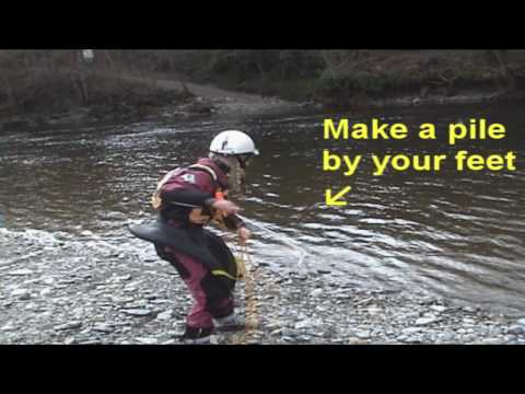 Basic White Water Safety and Rescue - Kayaking