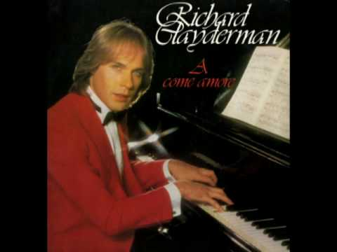 Richard Clayderman - LOVE IS BLUE (Original LP 1983) Music Videos