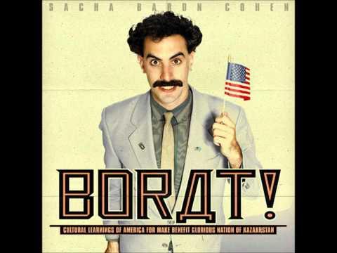 13. Borat - O Kazakhstan (OST)