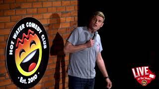 Scott Bennett   LIVE at Hot Water Comedy Club