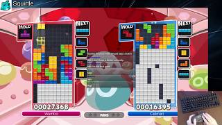 Puzzle League w/ Wumbo! Top 10 Worldwide! 35208➜35456 (Switch)