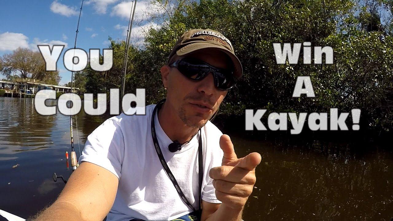 Free Kayak Giveaway