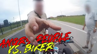 ANGRY PEOPLE vs. BIKER Compilation | PaderRiders