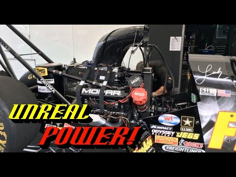 The Power and Technology Behind NHRA Drag Racing