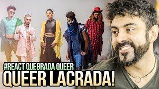 REAGINDO a Quebrada Queer