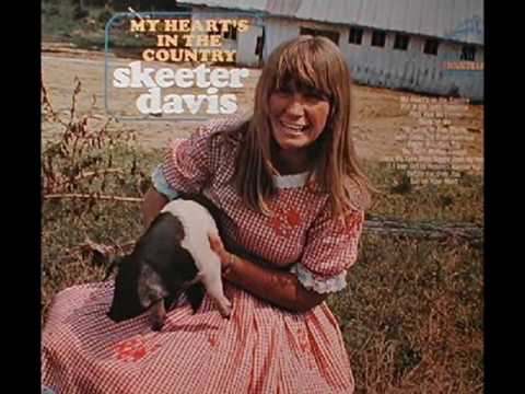 Skeeter Davis Silver Threads And Golden Needles. video