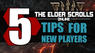 5 Tips for New Players in The Elder Scrolls Online - TheHiveLeader
