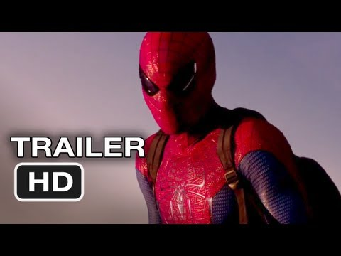 The Amazing Spider-Man Australian Trailer