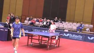 Tawny Banh vs Crystal Huang -Women