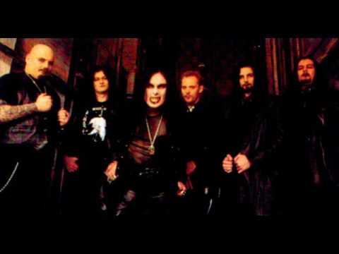 Cradle Of Filth - Hell Awaits [Live] 1996