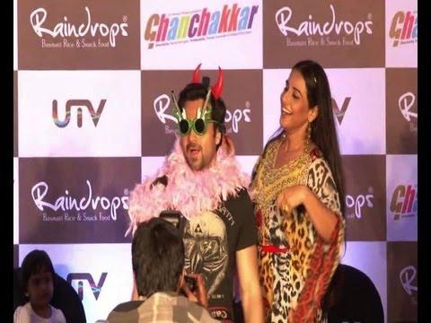 Ghanchakkar-vidya Balan And Emraan Hashmi Latest Bollywood Movie 2013 Promotion-ghanchakkar video