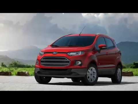 LANÇAMENTO Novo Ford EcoSport 2013 Titanium 2.0 aro 16