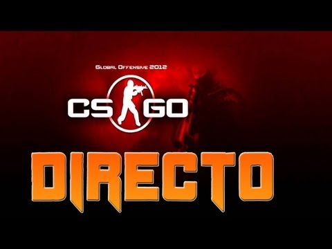 DIRECTO Counter Strike: Global Offensive + Zombies con Subs